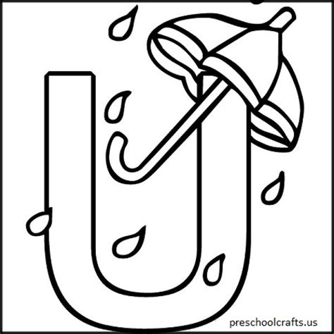 I U Coloring Pages coloring alphabet for u with whale stock vector whale
