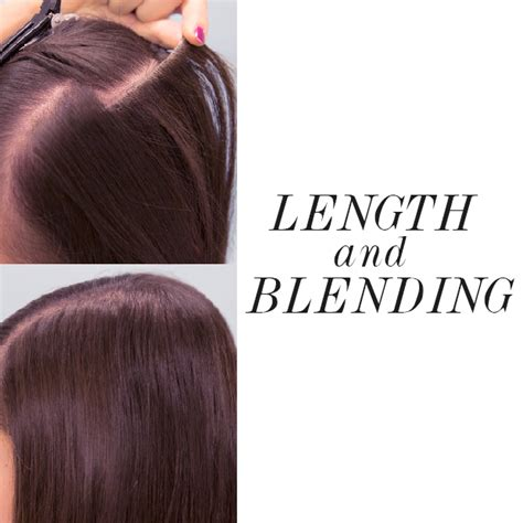 how to blend hair color how to make hair extensions blend with your hair hair