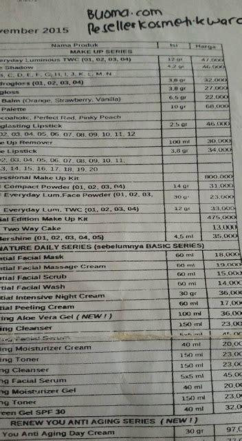 Harga Wardah White Secret Wash 100ml wardah daftar harga wardah terbaru
