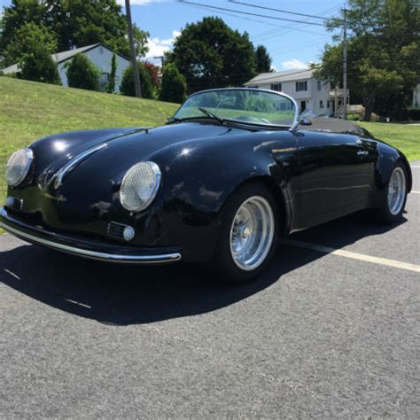 Porsche 356 Coupe Replica by Porsche 356 Coupe Replica Canada