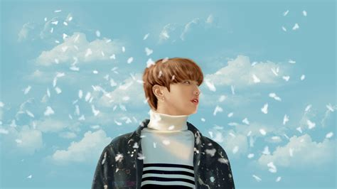 bts spring day jungkook spring day bts by xmissnothing on deviantart