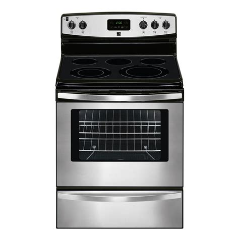 kenmore warm and ready drawer gas oven manual kenmore electric range 30 in 91413 sears