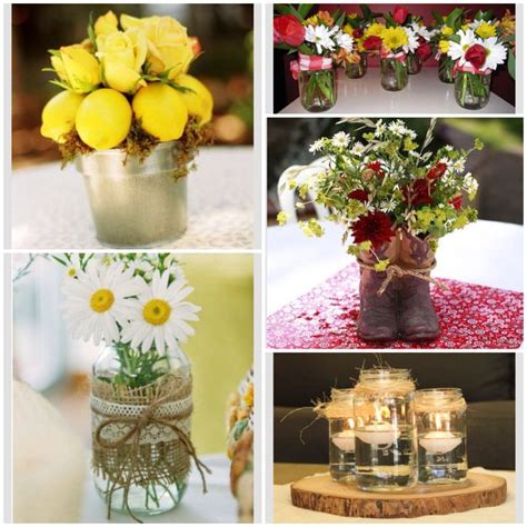country centerpieces country western centerpieces hosting lunch ideas