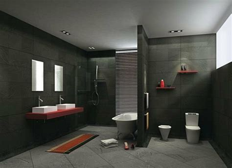 fotos bad designs 33 dunkle badezimmer design ideen