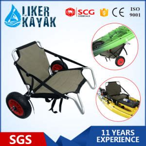 2in1 Unique china angler 4 3 unique seat trolley 2in1 china kayak