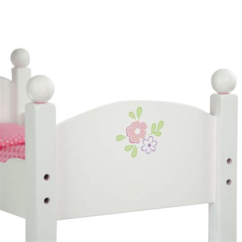 18 in doll bunk bed 18 doll bunk bed free shipping continental usa