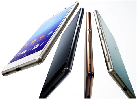 Sony Xperia Z3 Z4 Docomo ntt docomo announces xperia a4 alongside xperia z4 z4