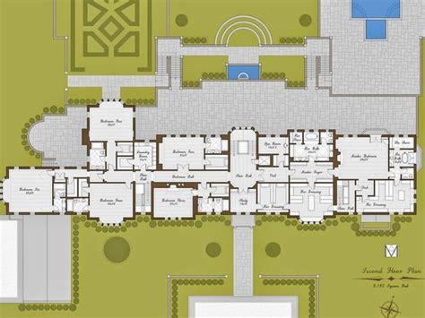 fleur de lys mansion floor plan homes mansions large mansion for sale in mount kisco