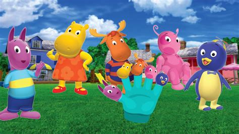 Backyardigans What Of Animals Are They The Backyardigans The Backyardigans Finger Family