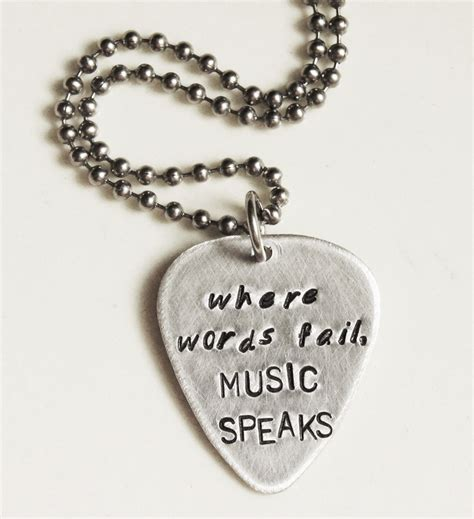 Custom Guitar Pick Necklace official 2012 CMA Gift Bags