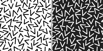 random pattern password pattern of random vs vector free patterns vectors