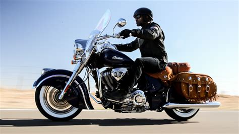 2014 Indian Chief Vintage Motorcycle : Overview