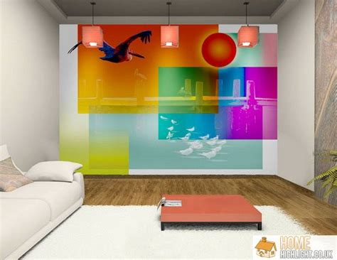 colorful walls living rooms 28 cool colourful living room design photos 171 home highlight