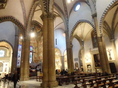 santa novella interno interno foto di chiesa di santa novella firenze