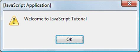 tutorial javascript alert javascript dialog box