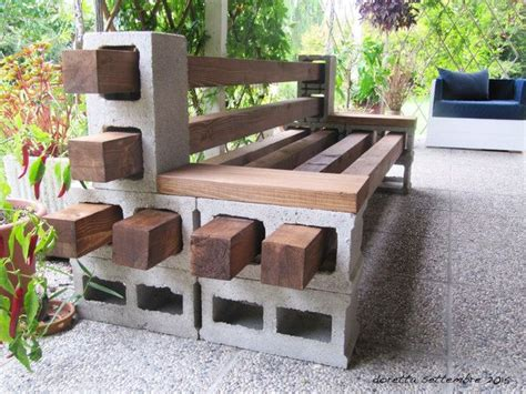 costruire una panchina oltre 20 migliori idee su panchine da giardino pallet su