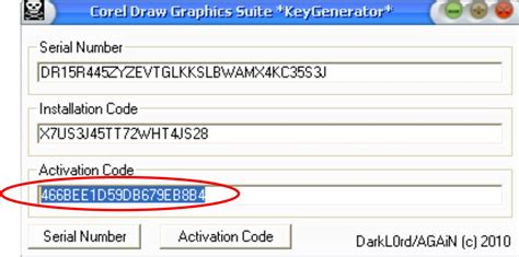 Corel Draw X5 Crack Activation Code | corel draw x5 keygen for free activation codes download