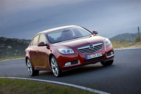 opel europe cars blog vauxhall insignia