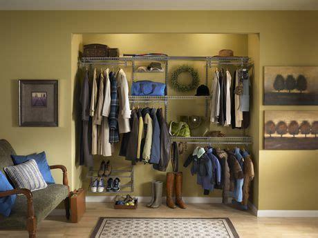 closet organizers walmart canada closetmaid 5 ft 8 ft shelftrack closet organizer