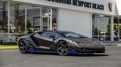 lamborghini centenario lamborghini centenario in the u s shows up in cali