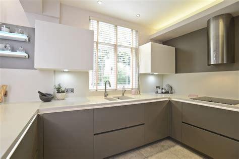 beige kitchen with grey blind kitchens kitchen ideas 11 best images about kitchen ideas on pinterest grey and