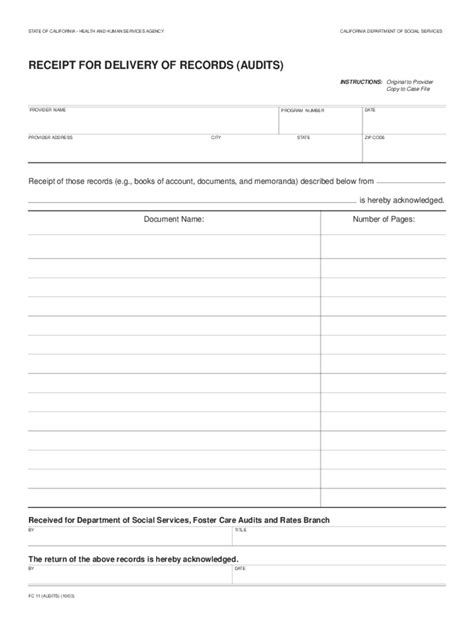 receipt template document receipt template 33 free templates in pdf word excel