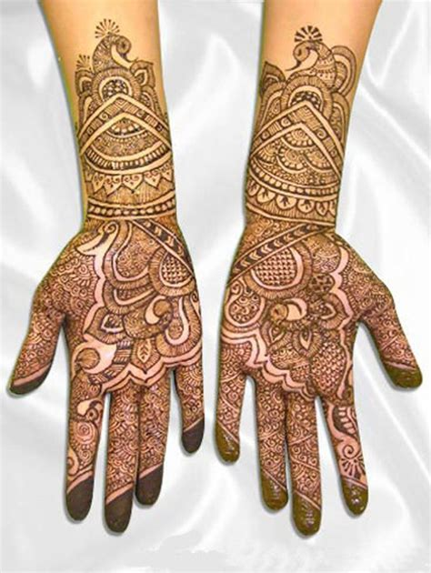 henna design for right hand indian mehndi hand designs bridal 001 girls updates