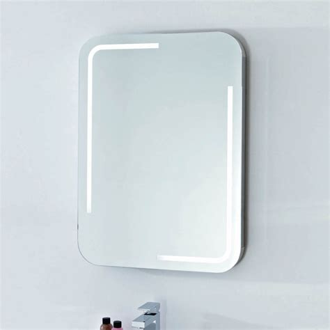 bathroom mirror with shaver socket enzo mirror and shaver socket buy online at bathroom city