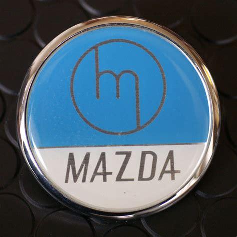 mazda is made in what country kg works vintage mazda badge for miata mx 5 na rev9
