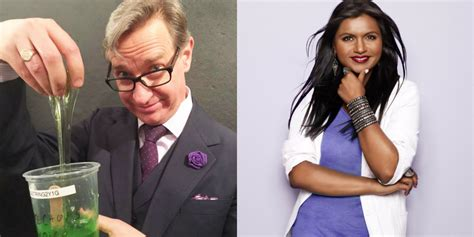 mindy kaling director ghostbusters director mindy kaling team up for talk show