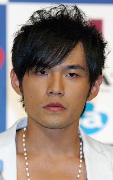 jay chou initial d jay chou in quot initial d quot press conference zimbio