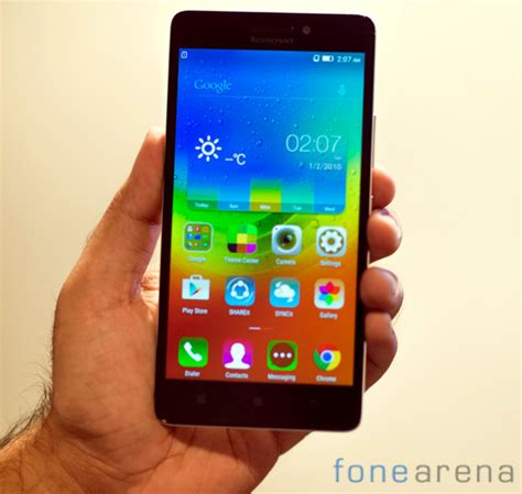 Lenovo A7000 lenovo a7000 launched in india for rs 8999