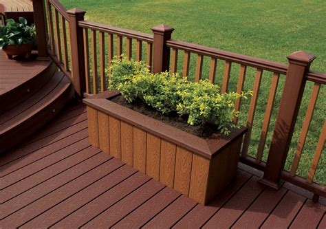 deck planter boxes home depot woodworking projects plans