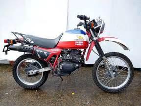 Honda Xl250r Honda Xl250r Pari Dakar Uncertain Triko 10 501 Km
