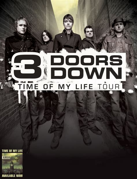 3 Doors Albums by 3 Doors To Tour With Theory Of A Deadman And Pop Evil
