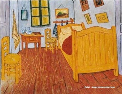 da letto gogh catalogo falsi d autore dipinti ad olio su tela vergine