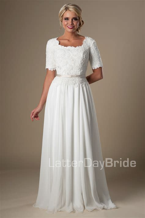 Discount Wedding Gowns by Modest Wedding Dresses Wholesale Discount Wedding Dresses