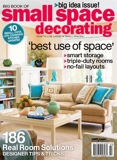 Small Space Decorating Magazine by Small Space Decorating 2015 187 Pdf Magazines Archive