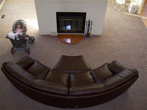 Top half circle sofas and picture about half round sofas round corner sofa round leather sofa 9