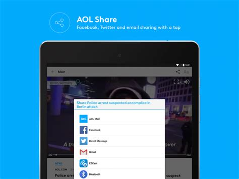aol app for android aol news mail apk for android aptoide