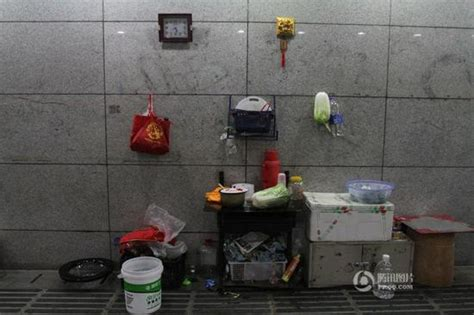 What Government Agency Helps Homeless Find Shelter In Pictures Homeless Living Underground In Wuhan City China News Sina