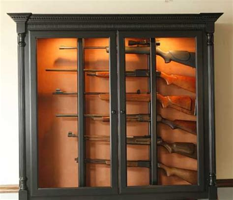 gun cabinet plans free pdf plans free wine rack
