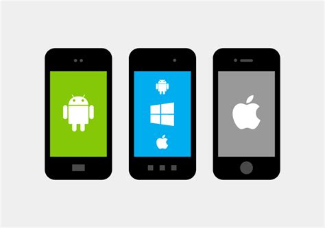 mobile app ios android and windows mobile apps development company