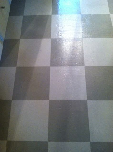 painted checkerboard plywood floors neat ideas for home
