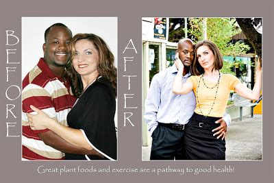 Smoothie Detox Before And After by Healthy Soul Lucky December 2010