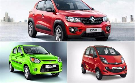 Cheapest Cars in India   NDTV CarAndBike