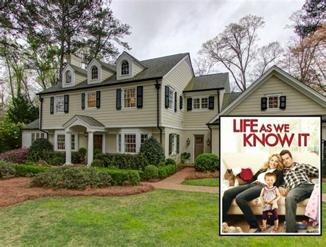 buy house in atlanta the quot life as we know it quot movie house for sale in atlanta