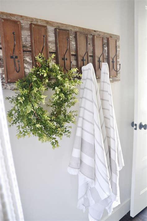 Bathroom Towel Hook Ideas 25 Best Ideas About Bathroom Towel Hooks On
