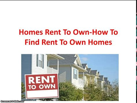 how to buy a house and rent it out home rent to own how to find rent to own homes youtube
