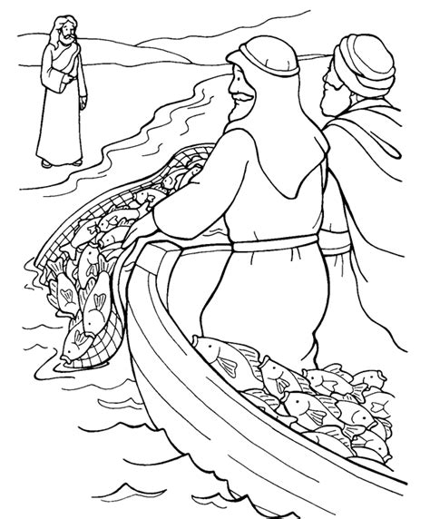 bible coloring pages for middle school coloring pages jesus calls disciples coloring pages for